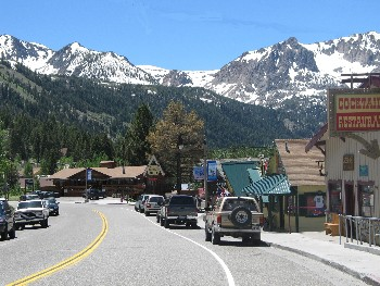 Town of June Lake, California