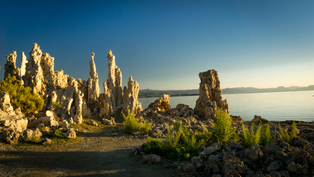 Mono Lake Tufa Sunrise